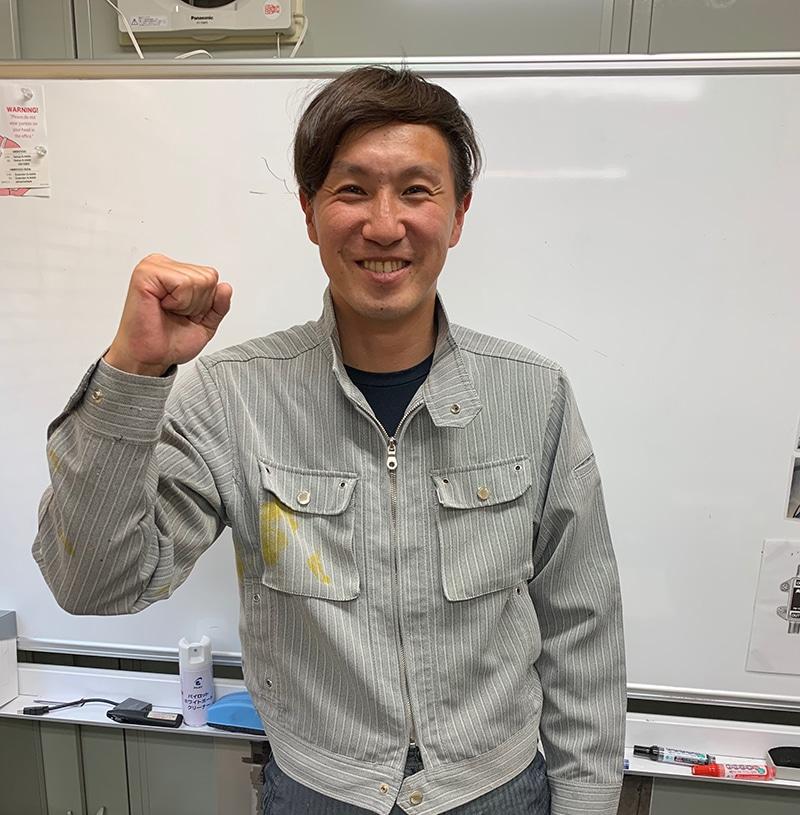 田村宏和(タムラヒロカズ)
